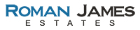 Roman James Estates Logo