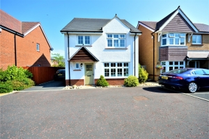Holly Wood Way, Whitehill Meadows, FY4